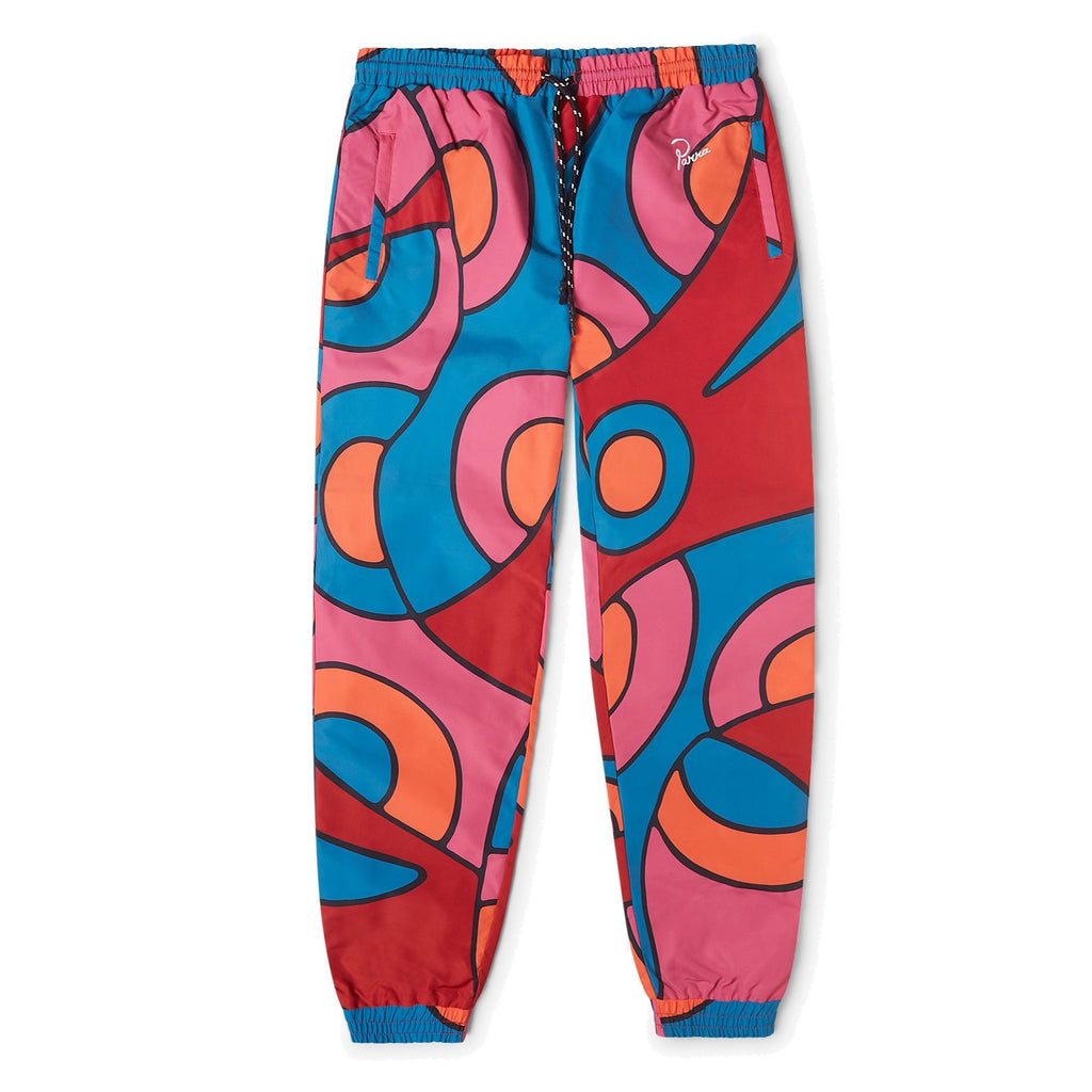 Serpent Pattern Track Pants (Multi)