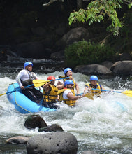 Descenso en Rafting