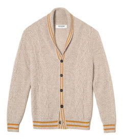 Tread Shawl Cardigan
