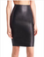 Commando Faux Leather Pencil Skirt