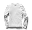 Reigning Champ Mens Knit Ringspun Jersey Long Sleeve