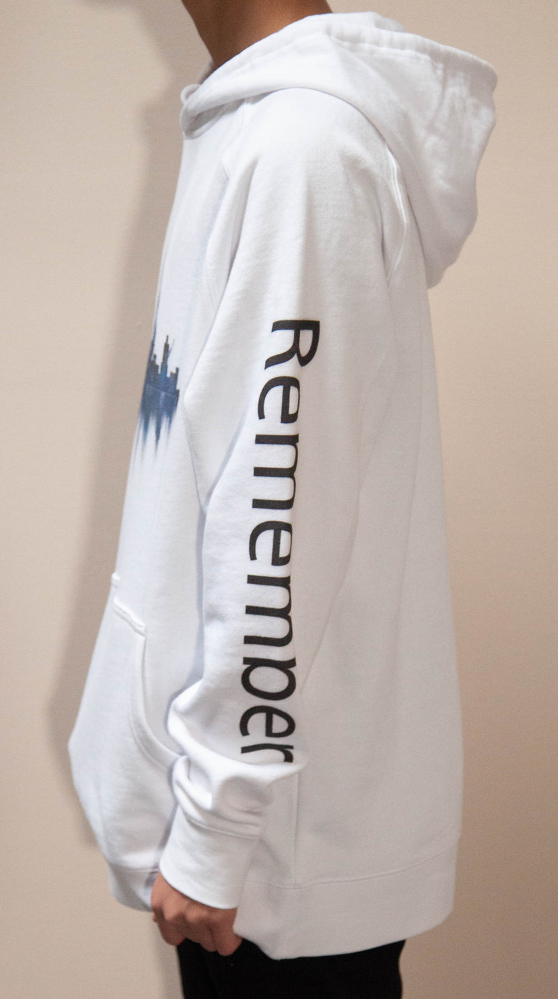 Remember Hoodie (White)
