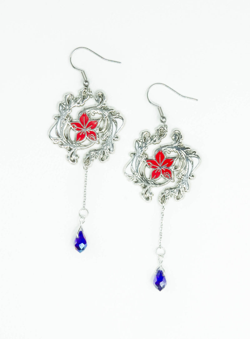 Afflatus Lilium Earrings