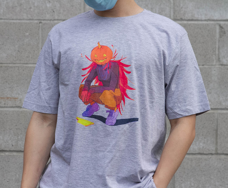 Pumpkin Head Tee