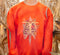 Autumn Heart Crewneck (Orange)