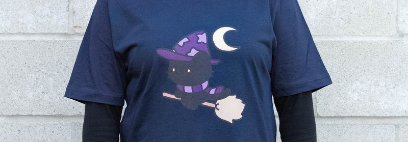 Witch Kitty Tee