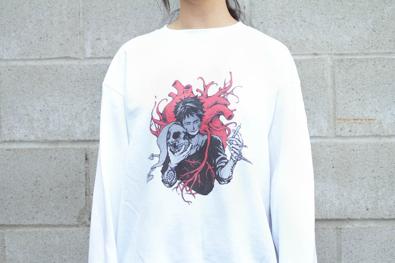 Surgeon of Death Crewneck (White)