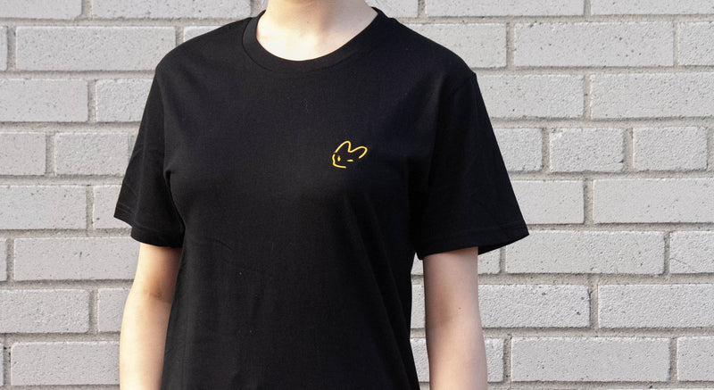 Fennec Tee (Gold)