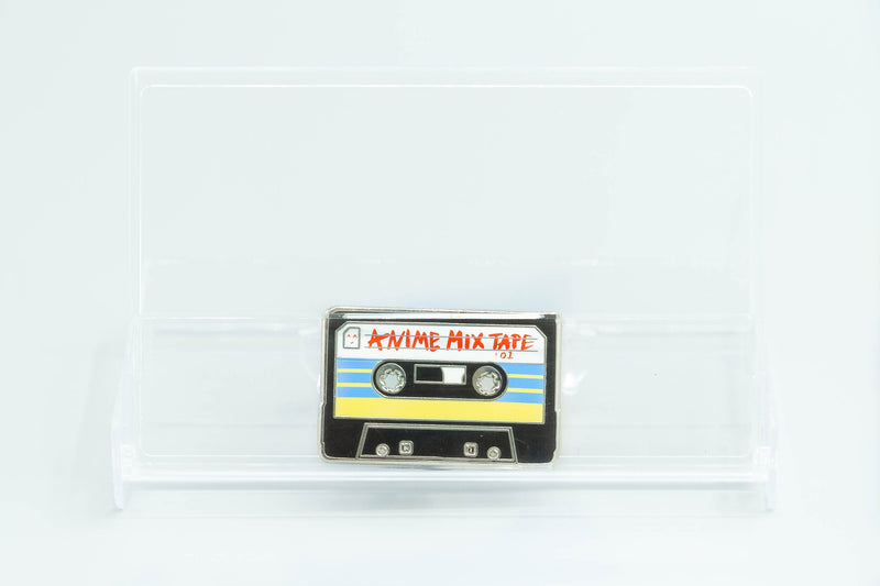 Anime Mixtape Pin