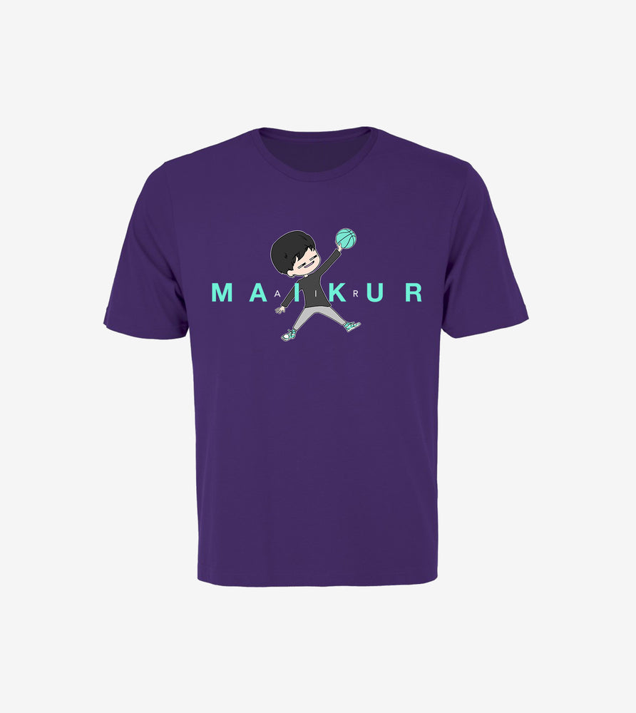 Air Maikur Tee: CLASSIC (Purple)