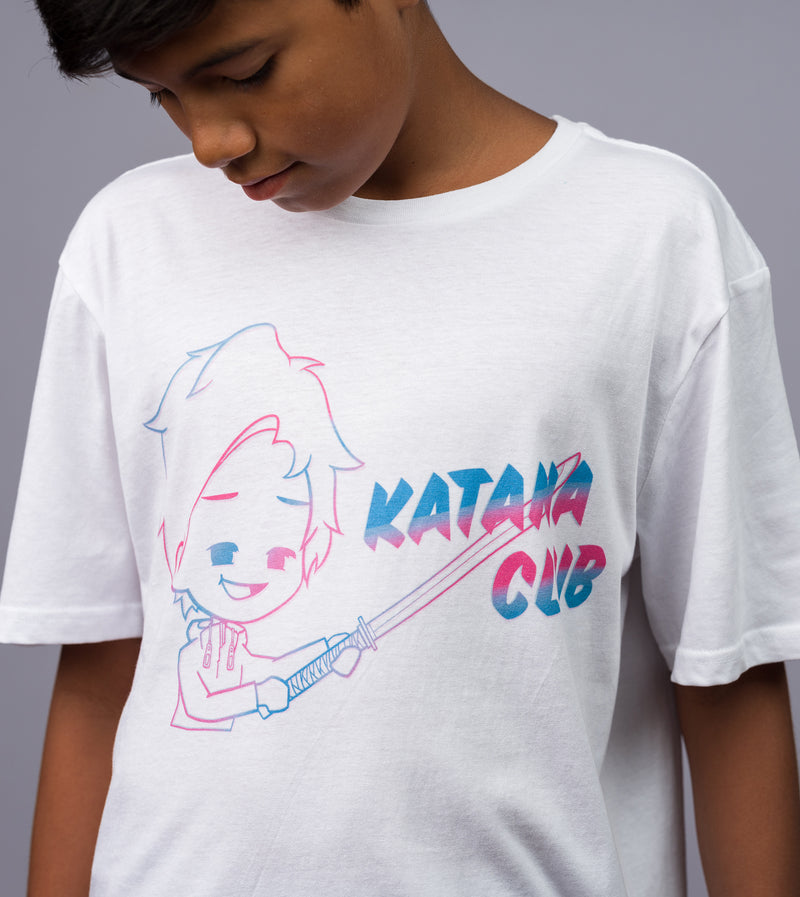 Katana Club Vice (White)