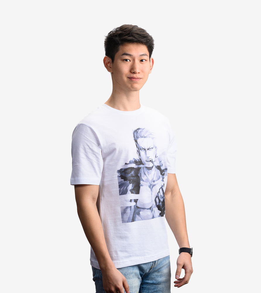 White Hunter : Smoker Shirt