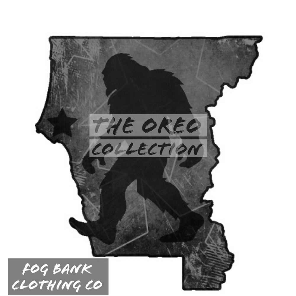 Fog Bank Clothing Company- The Oreo Collection