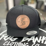 Come Find Us Snapback - Patch