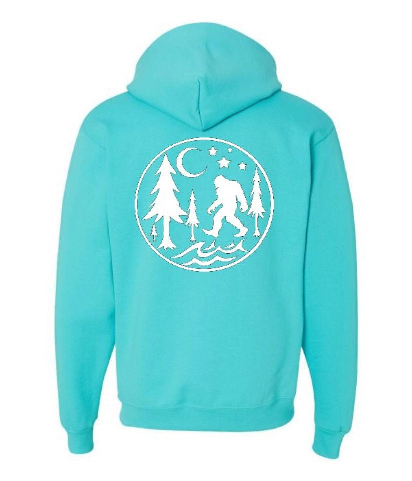 BIGFOOT STARRY NIGHT HOODIE