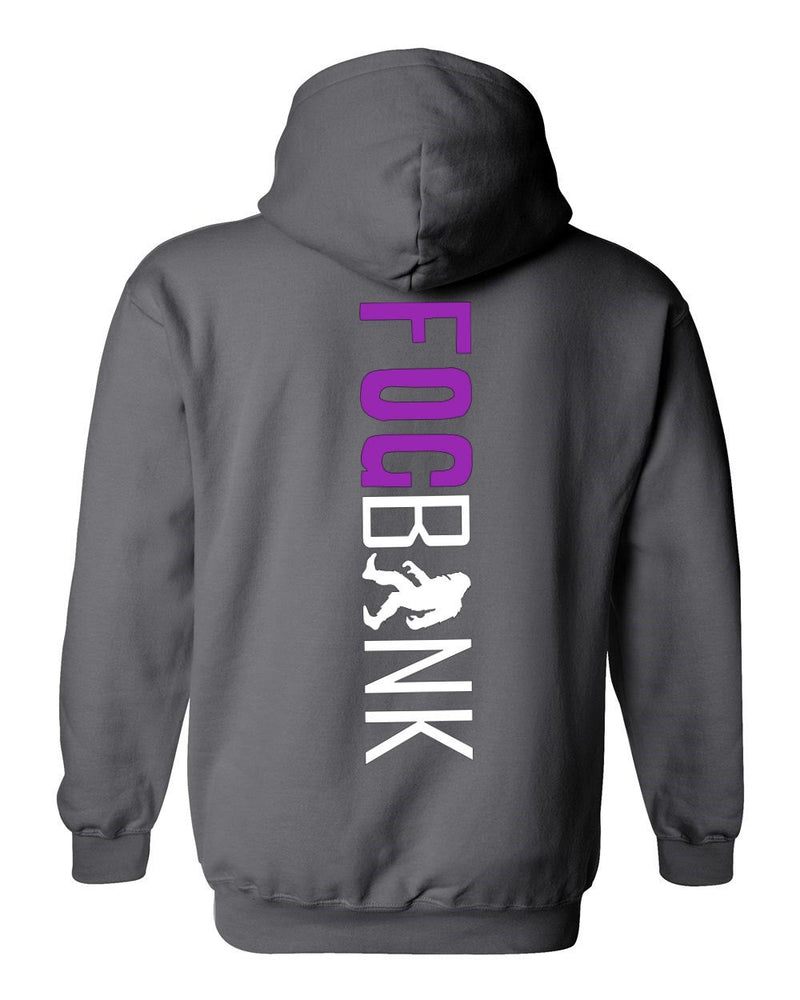 FOG BANK SPINE YOUTH HOODIE