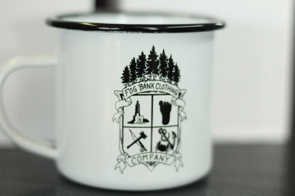 Crest Camping Cup
