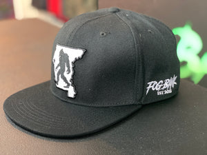 County Line Bigfoot SnapBack
