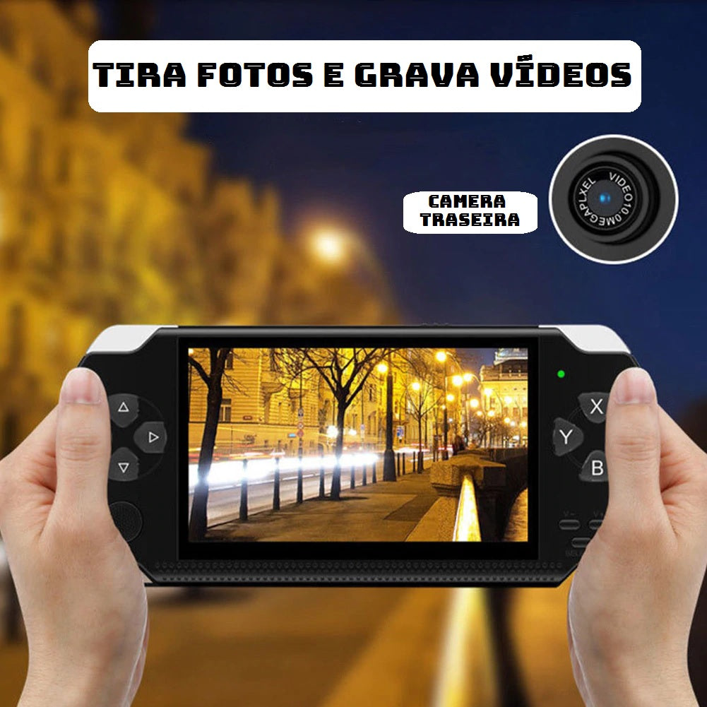 psp console video game portatail hd