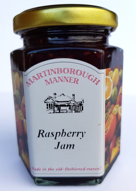 Martinborough Manner - Raspberry Jam (200g)