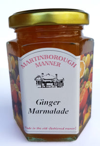 Martinborough Manner - Ginger Marmalade (242g)