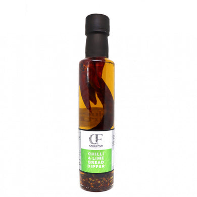 Choice Fruits - Blue Earth Olive Oil Bread Dipper Chilli & Lime  (250mls)