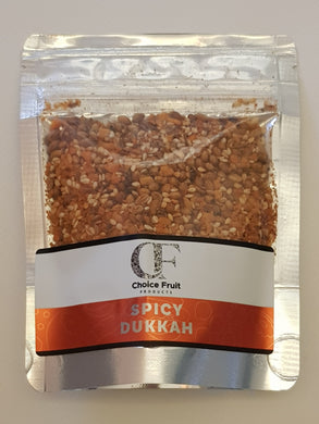 Choice Fruits - Spicy Dukkah (70g)