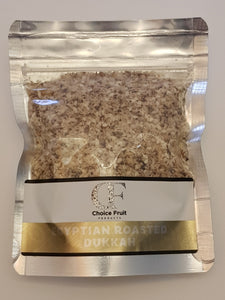 Choice Fruits - Egyptian Roasted Dukkah (70g)