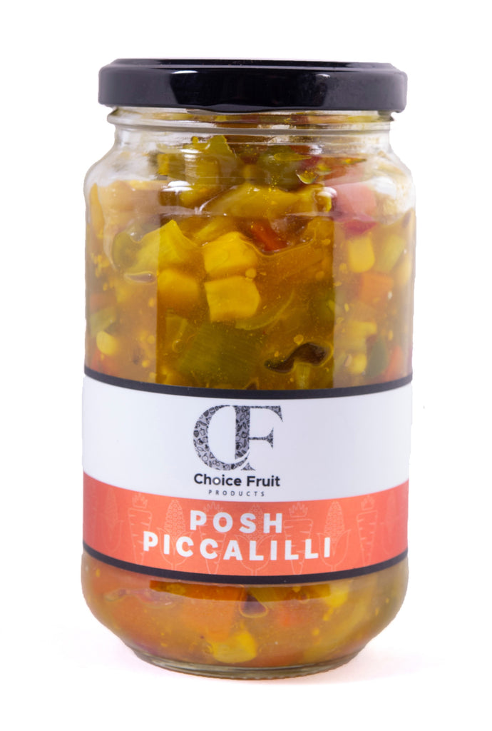 Choice Fruits - Posh Piccalilli (350g)