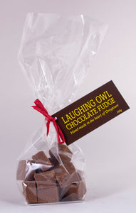 Laughing Owl Fudge - Chocolate (150g)