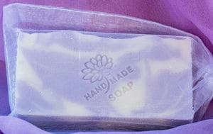 Lavender Abbey - Soap in Organza Bag