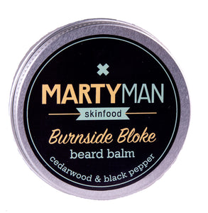 Marty Girl - Burnside Bloke Beard Balm Cedarwood & Black Pepper (50ml)