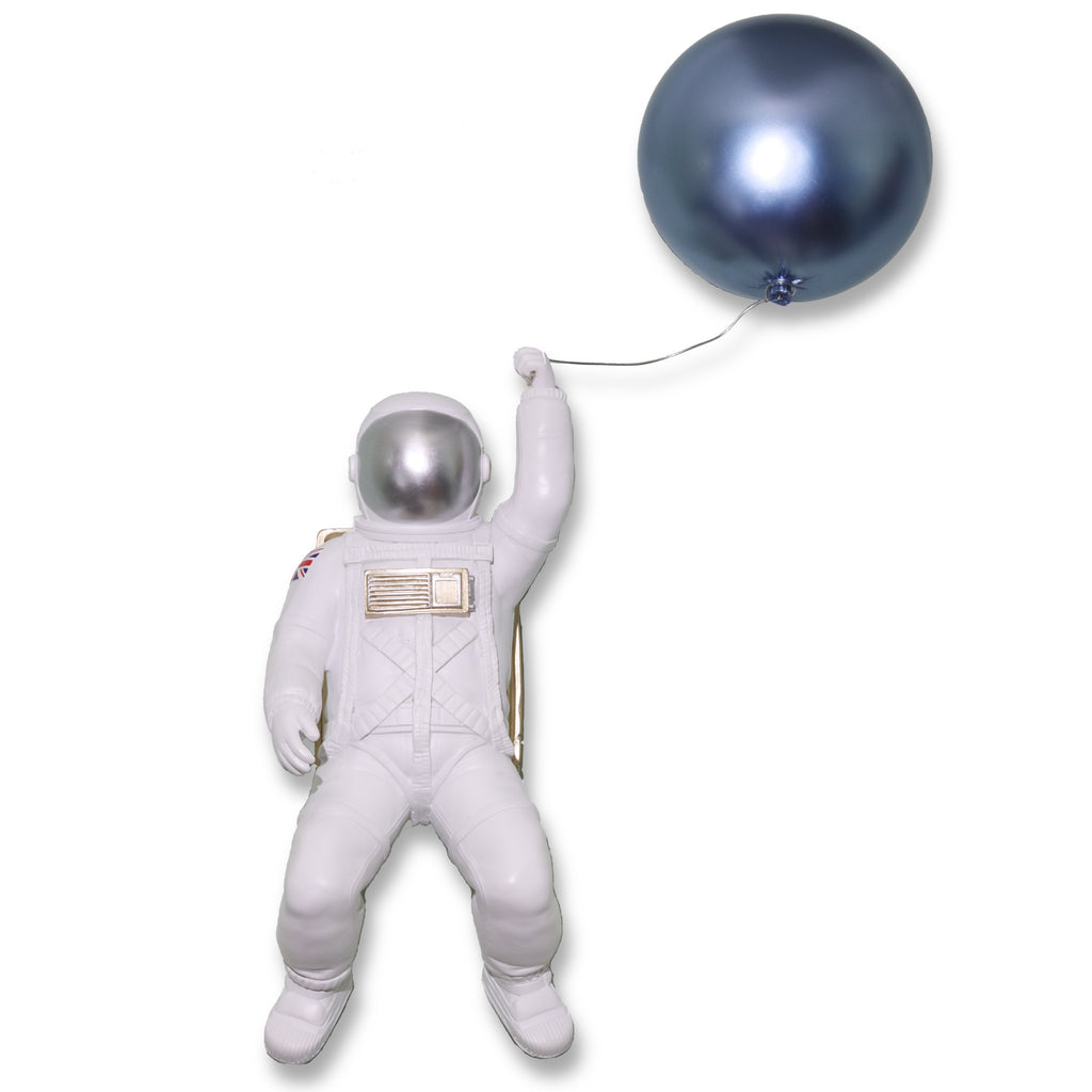 Astronaut with Balloon