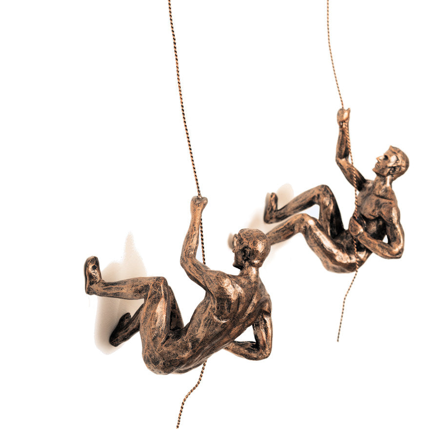 Copper Climbing Men Duo