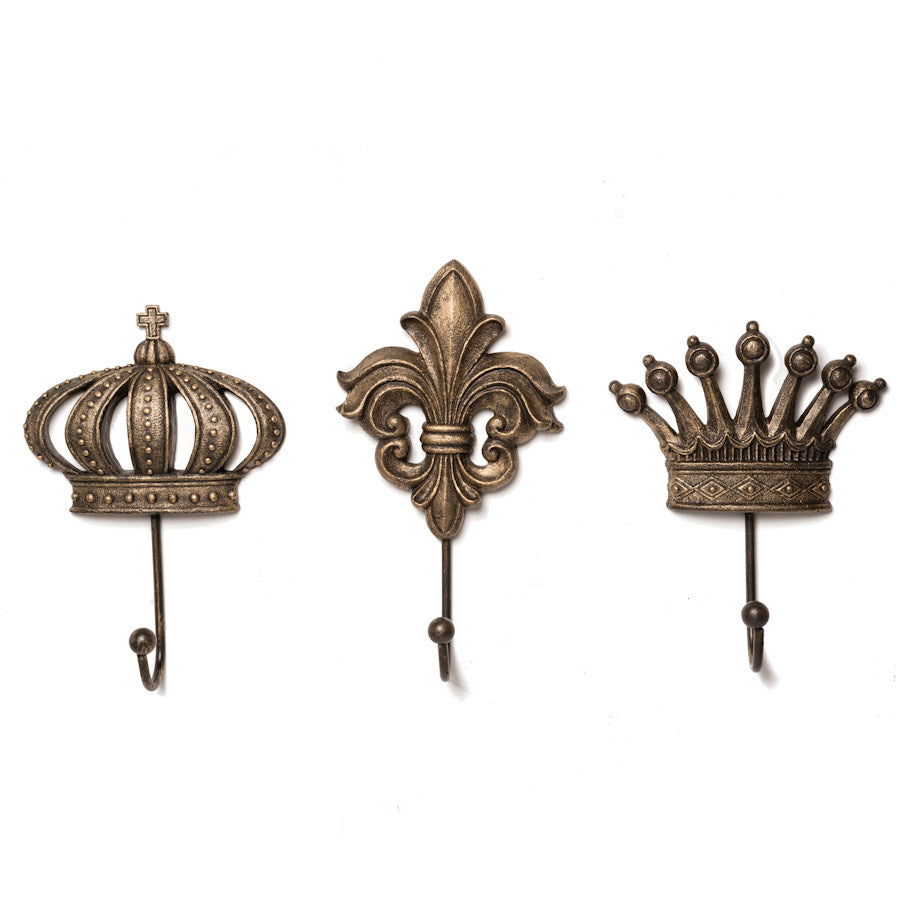 Crown Hook Set