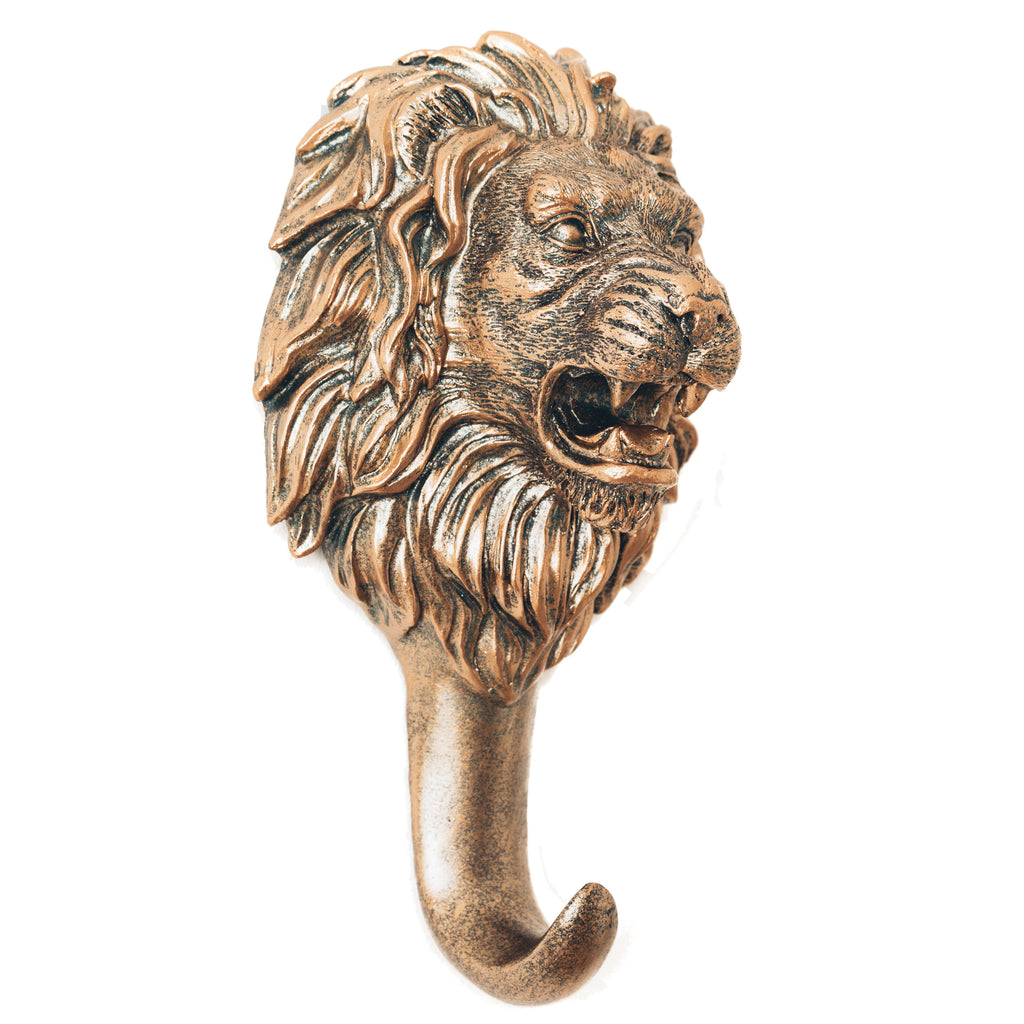 Lion Hook - Copper Colour