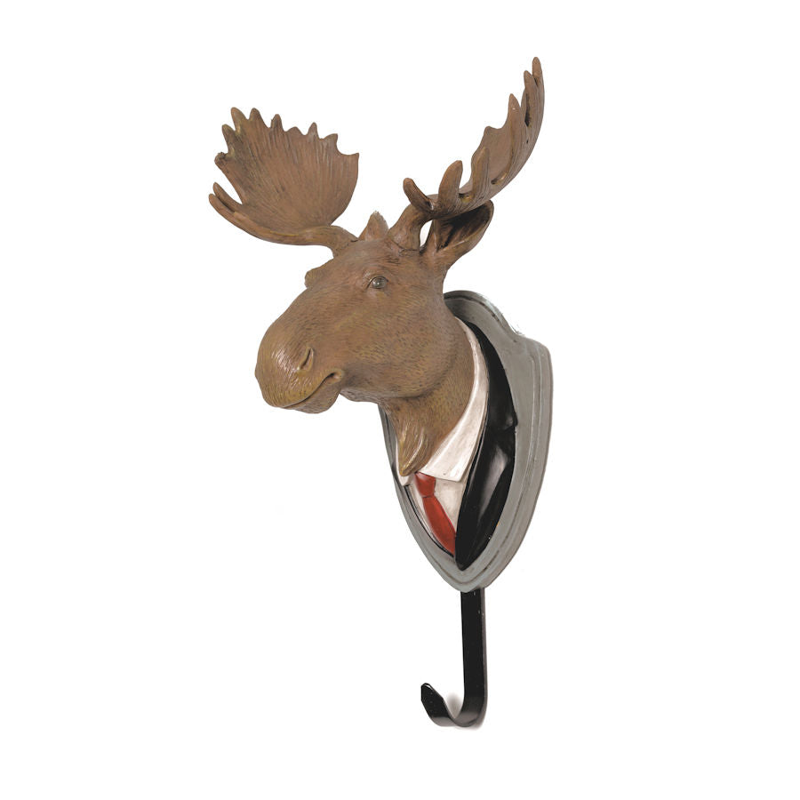 Moose Hook in Formal Attire