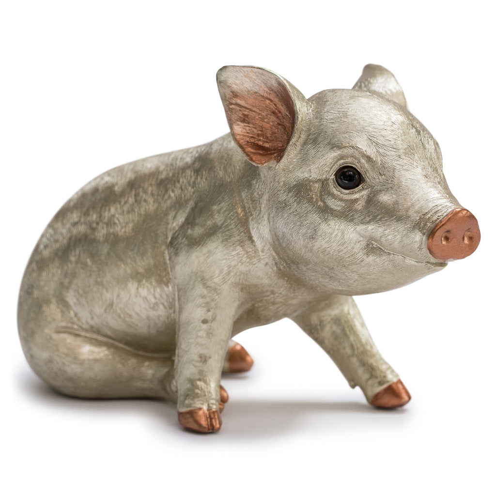 Posh Pets - Gold Piggy Bank