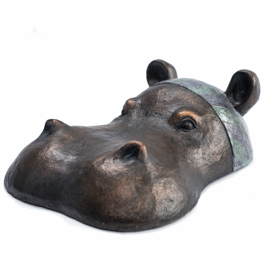 Hippo Head - Small