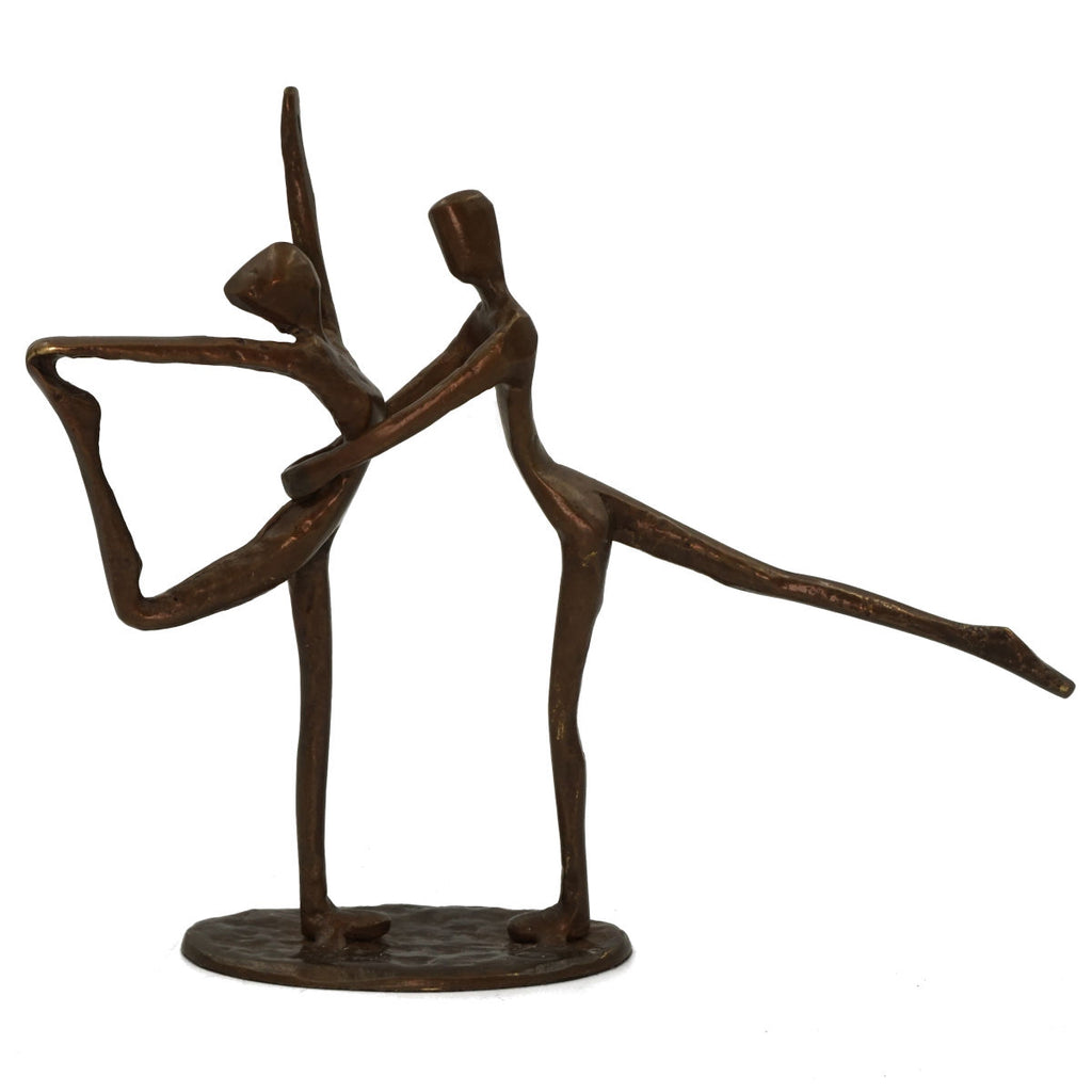 Solid Bronze - Two Dancers