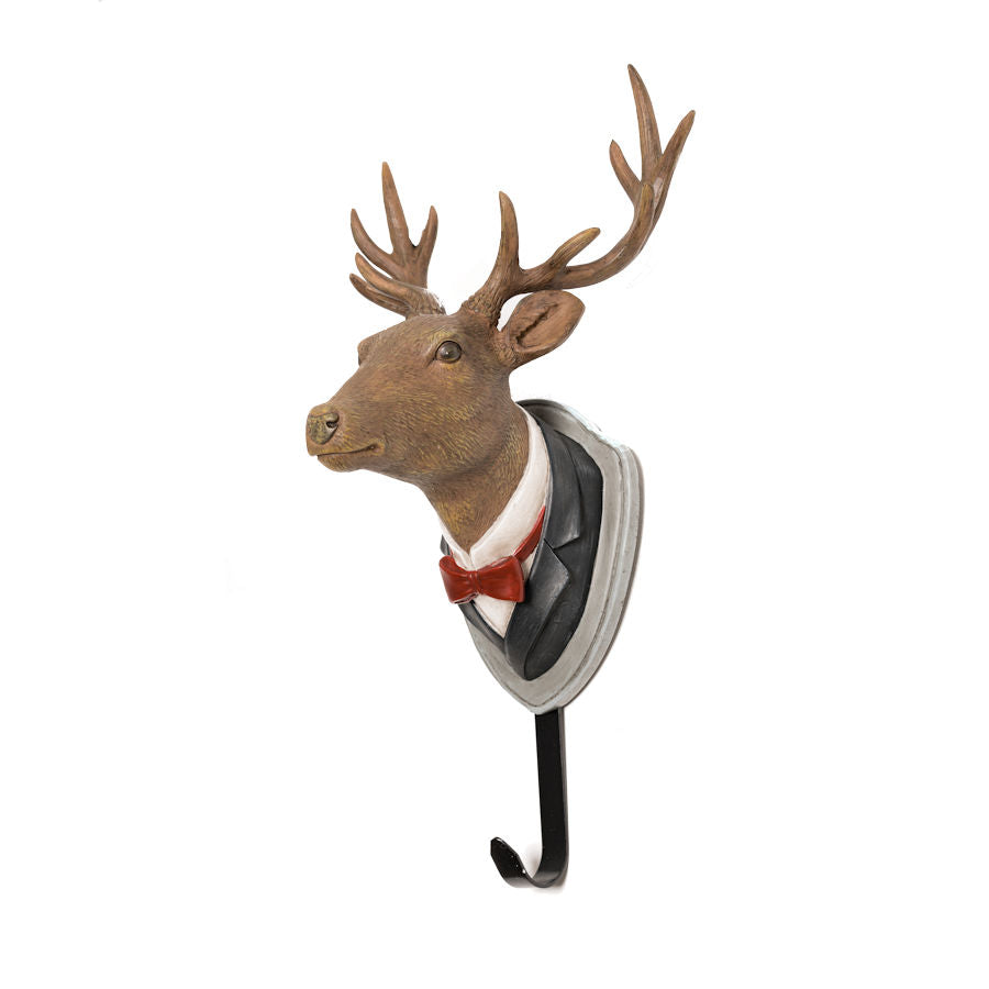 Deer Hook in Formal Attire