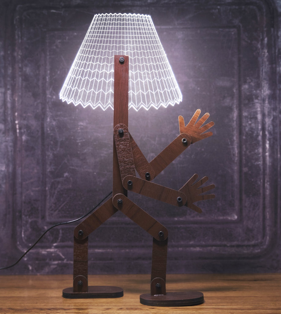 Stick Man Table Lamp