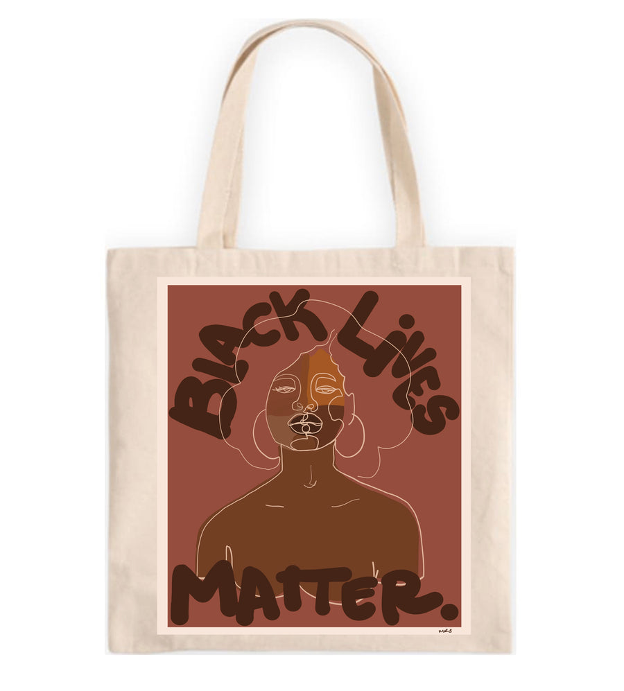 """Black Lives Matter"" Tote"