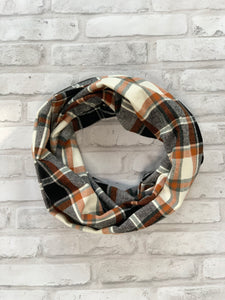 Hometown Flannel Scarf