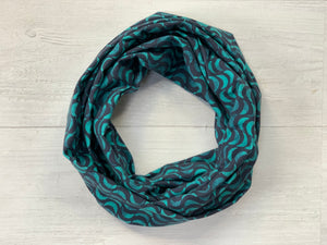 Crescents Infinity Scarf