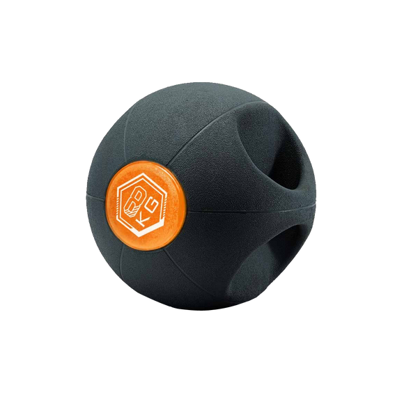 Double Handle 8kg Medicine Ball