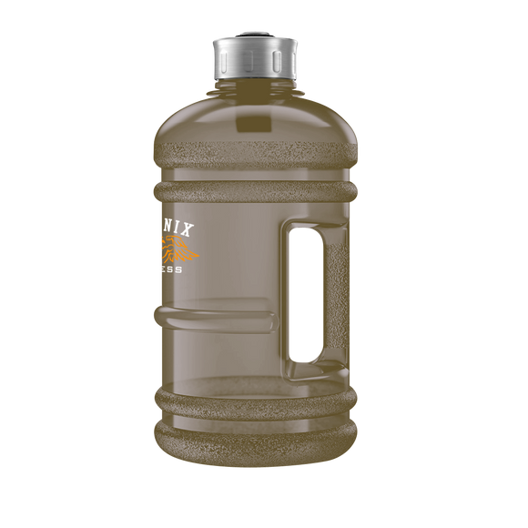 2L Oversized Drinks Bottle - Frosted