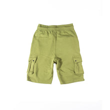 "Load image into Gallery viewer, Hybrid Garbs ""Gen 3""  - Olive - Combat Shorts"