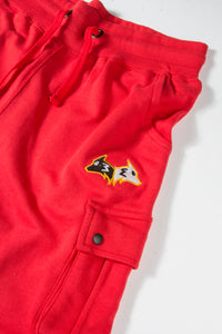 "Hybrid Garbs ""Gen 3""  - Red - Tracksuit Combo Pack"