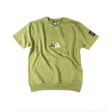 "Load image into Gallery viewer, Hybrid Garbs ""Gen 3""  - Olive - T-Shirt"